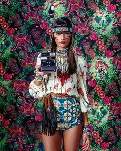 NATIVE AMERICAN Inspired Entire Look.... AmaXing!! #fashionaddict #me #creative #style #fashion #beautiful #northamerica #instagood #amazing #native #america #instamood #fashionista #art #love #blackandwhite #instadaily #photooftheday #chic #followforfollow #fashionblogger #throwback #color #blog #fashiondesigner #fashiondiaries #tagforlikes #streetstyle #thinkoutsidethebox WWW.AFROSTYLEMAG.COM