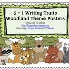 This set of posters gives a description of each of the 6 + 1 Writing Traits that would compliment a woodland or camping theme. There are 7 posters ...