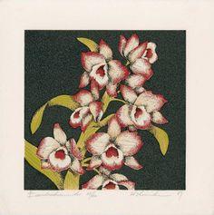 Hajime Namiki - Dendrobium No. 1 1987