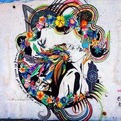 #Bondi #bondibeach #bondibeachsydney #streetart #graffiti #art #sydney #australia by jaykurt http://ift.tt/1KBxVYg