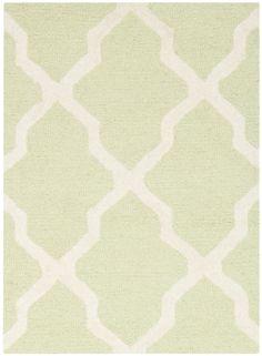 Safavieh Cambridge Light Green / Ivory Area Rug | AllModern