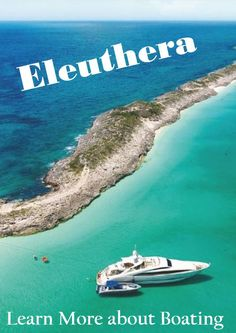 Learn more about boating in Eleuthera (and Harbour Island) Harbour Island Bahamas, Solo Travel, Travel Plan, Marina Resort, Bahamas Vacation, Virtual Travel, Travel Images, Water Crafts, Places Around The World