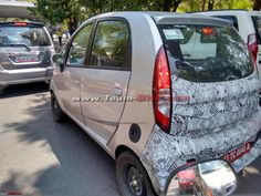 Recap - Tata Nano electric spied up-close