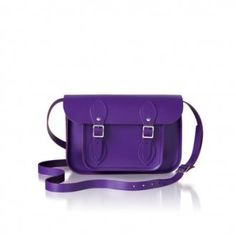 Discover The Cambridge Satchel Company satchels, backpacks and push lock satchels at MyBag for classic leather bags with free delivery available. Mens Leather Handbags, Leather Satchel, Leather Men, Satchel Bag, Pink Leather, Cambridge Satchel, Purple Bags, All Things Purple, School Bags