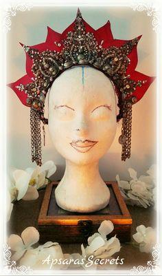 Headdress Apsaras'Secrets