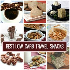 Traveling on a low carb diet can be tough. But it's not impossible! Here are the best tricks to stay the course and the best low carb snack ideas to take with you! As you read this, I am off …