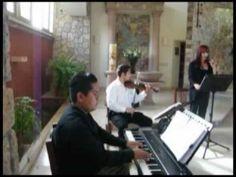 Ave Maria F Schubert Trio Soprano Violin Piano Ensamble Maestoso.mp4