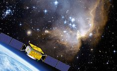 China launches satellite to unlock dark matter's secrets 12/17/15 The elusive stuff that makes up 68 percent of the universe must be in a cupboard somewhere.