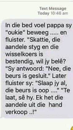 Wedding Jokes, Afrikaanse Quotes, Goeie Nag, Funny Jokes For Adults, Weekend Quotes, Funny Pictures, Funny Pics, Twisted Humor, Text Messages