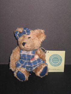 """Boyds Bears """" Clementine """" Boyds Bears & Friends J B Bean and Associates Bearwear . Starting at $3"""