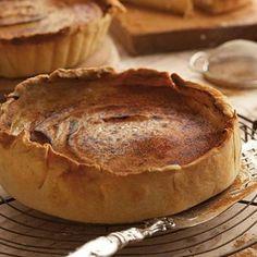 Ayrshire milk tart