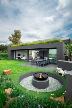 Popular Modern Front Yard Landscaping Ideas Best Of Modern Front Yard Designs and as Modern Landscaping Ideas for Front Modern Front Yard, Front Yard Design, Patio Design, Exterior Design, Garden Design, Roof Design, Design Loft, Pergola Designs, Design Case