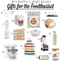 Holiday Gift Guide: Foodthusiast  http://openhartz.com/home/2016/12/2/holiday-gift-guide-foodthusiast