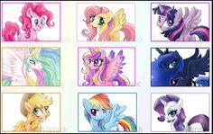My little pony my little pony aahhhhhhhahahaaa by ~schnuffitrunks on deviantART