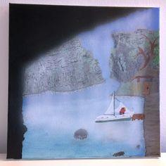 Ein Ort der Ruhe Painting, Art, Simple Paintings, Artworks, Art Background, Painting Art, Kunst, Paintings, Performing Arts