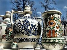 Romanian Peasant was declared the European Museum of the Year in and displays a rich collection of ceramics Carpathian Mountains, Central And Eastern Europe, Country Lifestyle, Clay Design, Bucharest, Bulgaria, Traditional Art, Hungary, Folk Art