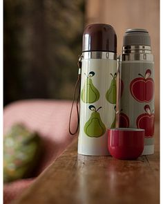 flasks by Disaster Designs