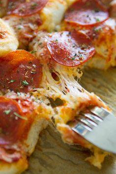 Pull Apart Pizza | Lauren's Latest