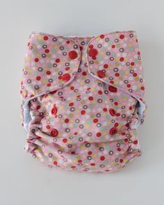 One Size Pocket Cloth Diaper, Reusable Diaper, Washable Diaper, Eco Diaper, Girl Diaper by Ollie and Tate on Etsy