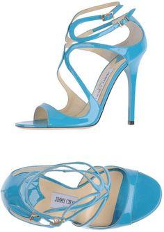 Jimmy Choo ~ High Heeled Sandals