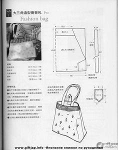 Eu Amo Artesanato: Bolsas com moldes
