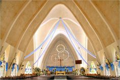 Our Lady of Lourdes, parish church, Cebu Philippines