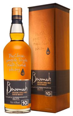 Benromach 10 y. whisky | Whisky.nl