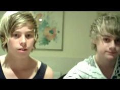 Luke and Michael ) FETUS MICHAEL ANd LUKE I'M DYING ASDFGHJKL THEY CAME UP WITH THE NAME HERE FEEEEEEEEEEEELS