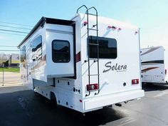 2016 New Forest River Solera 24WSD Class C in Ohio OH.Recreational Vehicle, rv, 2016 Forest River Solera 24WSD New floor plan w/island bed Stock #3564 SORRY THIS ONE IS SOLD!!!!!!!! DEALERS VOTED AND WE LOST OUR RIGHT TO ADVERTISE THE NATIONS LOWEST PRICES! WE INTEND TO HONOR OUR PLEDGE SO PLEASE CALL OR E MAIL US FOR YOUR NO HAGGLE LOWEST PRICE IN THE COUNTRY!! OR 1-800-344-2344!! ______________________________ Solera is built on a Sprinter chassis with Mercedes Benz diesel engine…