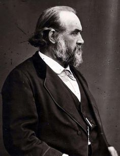 Art Nouveau - Jean-Baptiste André Godin (1817-1888) - Fils d'Artisan Serrurier il est formé très Jeune au Travail des Métaux et entame son Tour de France à 17 ans.