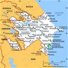 Where Is Azerbaijan Azerbaijan Pinterest Armenia And Wanderlust - Where is baku