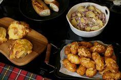 3 tökéletes karácsonyi köret | Street Kitchen Feta, Vegetables, Ethnic Recipes, Vegetable Recipes, Veggies