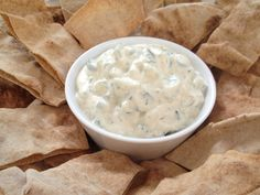 This creamy garlic sauce with bright flavors of lemon, dill and cucumber is free of all the fat and cholesterol of the original, but you'd never guess it wasn't the indulgent real deal.  It's delicious simply scooped up with Baked Pita Chips.  Serve it with a veggie filled fresh pita or layer it on a Chia Seed Bean Burger.