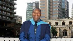 Lenry Henry graduates from the Open University