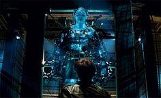 Llega una nueva imagen de la película 'The Amazing Spiderman 2', con el actor Jamie Foxx en el papel de Electro, y frente a él el actor Dane DeHaan en su papel de Norman Osborn, quien se presenta como el nuevo Duende Verde de la saga dirigida por Marc Webb y protagonizada por Andrew Garfield.