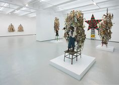 Nick Cave's new exhibits examining racism