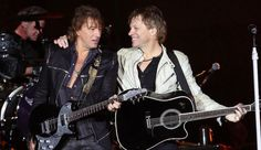If Bon Jovi Makes It Into Rock And Roll Hall Of Fame, Will Richie Sambora Reunite, Perform With Jon Bon Jovi?