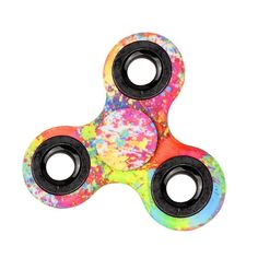 Balai Tri-Spinner Fidget Hand Spinner Camouflage Multi-Color, EDC Focus Toys For. - - Balai Tri-Spinner Fidget Hand Spinner Camouflage Multi-Color, EDC Focus Toys For Kids & Adults (E) Edc Fidget Spinner, Cool Fidget Spinners, Fidgit Spinner, Camouflage, Kids Toys For Boys, Girls Toys, Lightin The Box, Stress Toys, Top Toys