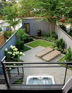 23 Small Backyard Ideas How to Make Them Look Spacious and Cozy | WooHome | Bloglovin'