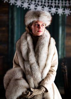"""Ekaterina """"Kitty"""" Alexandrovna Shcherbatskaya - Alicia Vikander in Anna Karenina, set in the 1870s (2012)."""