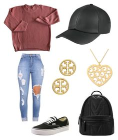 """""""Dream closet"""" by marie-westby on Polyvore featuring Vans, NOVICA and Tory Burch"""