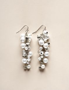 gorgeous pearl earrings!