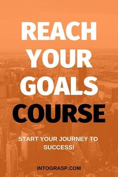reach your goals course intograsp ? Motivational Quotes For Success Positivity, Inspirational Quotes For Students, Inspirational Quotes About Success, Goal Quotes, Success Quotes, Fitness Motivation, Motivation Goals, Motivation Quotes, Discipline Quotes
