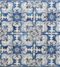 Macau mosaic tile azulejos de Portugal