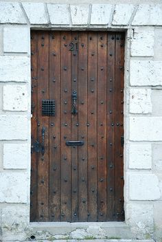 midieval doors | Medieval door | Flickr - Photo Sharing!