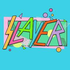 80's-90's Slayer