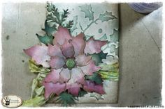 tammy tutteorw tattered poinsettia tag