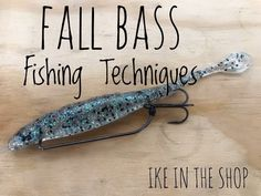 Mike is in the shop discussing one of his favorite baits to fish with once the fall season has come. Flukes are a very versatile bait that has its perks in the fall but is also beneficial to use ye… Best Fishing Boats, Kayak Fishing Gear, Fishing Uk, Survival Fishing, Tuna Fishing, Bass Fishing Lures, Fishing Videos, Crappie Fishing, Fishing Stuff