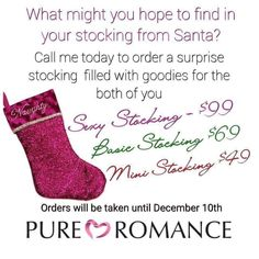 Pure Romance Games, Pure Romance Party, Romance Tips, Fall Party Themes, Party Ideas, Pure Romance Consultant, Passion Parties, Mini Stockings, Pure Products