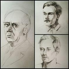 #portrait #sketches #szkic #art #ołówek #pencil